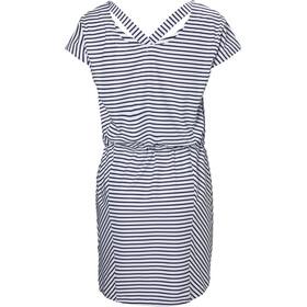 Helly Hansen Siren Robe Femme, navy stripe